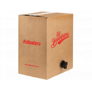 El Bandarra Rosado Bag In Box 15L