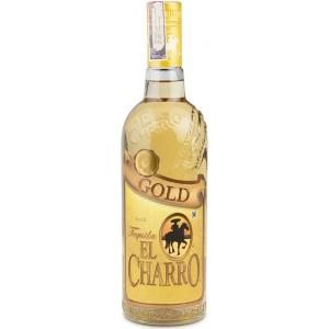 El Charro Tequila Gold 375ml