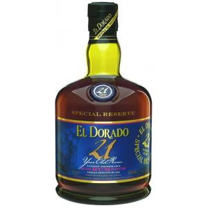 El Dorado Special Reserve 21 Years Old