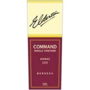 Elderton Command Shiraz 2005
