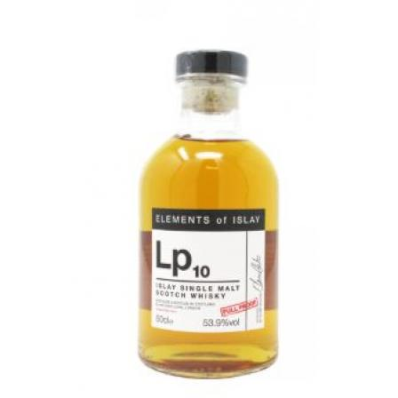 Elements Of Islay Lp10 50cl