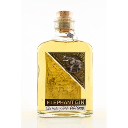 Elephant Aged Gin Vintage Limited Edition 50cl