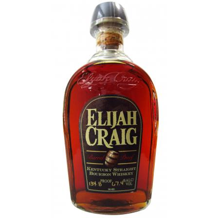 Elijah Craig Barrel Proof Small Batch Batch 10 12 Anni