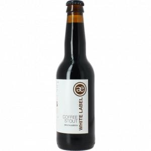Emelisse White Label Coffee Stout Bruichladdich Ba