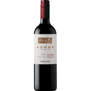 Emiliana Adobe Malbec Rapel Valley 2018