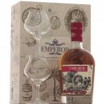 Emperor Finition Sherry Verpakking Dégustation 2 Glas