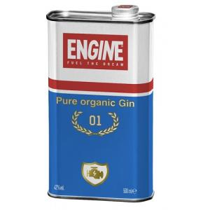 Engine Pure Organic Gin 50cl