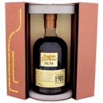 English Harbour 25 Year old Distilled 1981