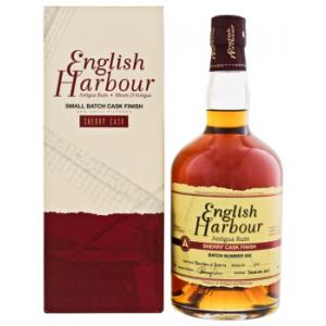 English Harbour Sherry Cask Finish Batch 2