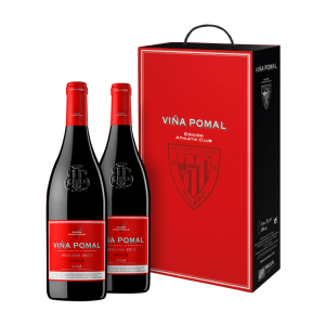 Estuche 2 Viña Pomal Reserva Athletic Club