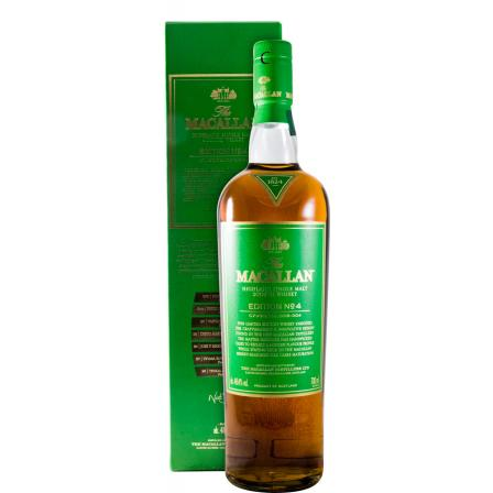 eThe Macallan Edition Nº4 Limited Edition