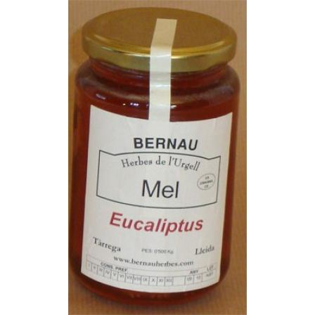 Eucalyptus Honey 500g