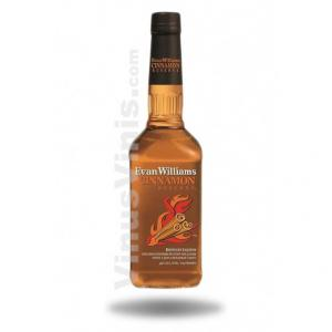 Evan Williams Cinnamon Reserve