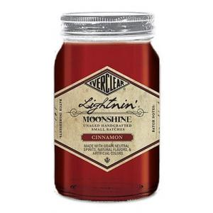 Everclear Moonshine Cinnamon Lightnin' Senza Confezione 50cl