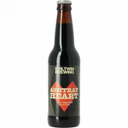 Evil Twin Ashtray Heart 355ml