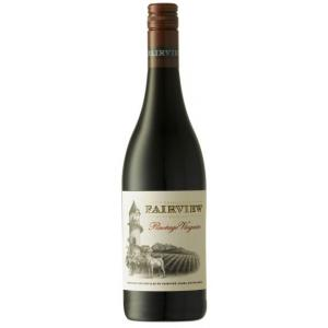 Fairview Pinotage Viognier 2010