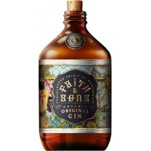Faith & Sons Organic Original Gin 50cl