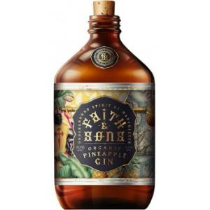 Faith & Sons Organic Pineapple Gin 50cl
