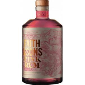 Faith & Sons Pink Rum 50cl