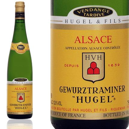 famille hugel gewurztraminer vendange tardive 2006 vin blanc. Black Bedroom Furniture Sets. Home Design Ideas