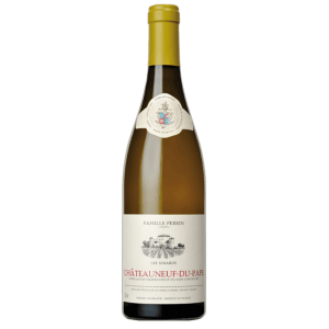 Famille Perrin Les Sinards Châteauneuf du Pape Blanc 2017