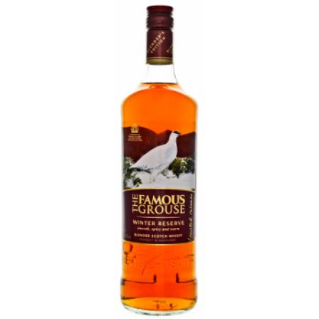Famous Grouse Winter Reserve Limited Release 40 1L