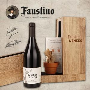 Faustino & Eneko First Release Wooden Giftbox 2015