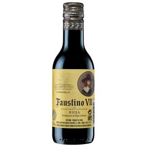 Faustino VII Kleinflasche 187ml 2018