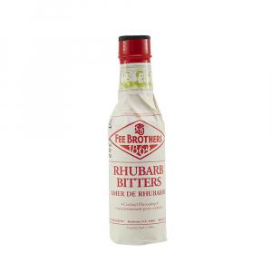 Fee Brothers Aromatic Bitter Rhubarb 15cl