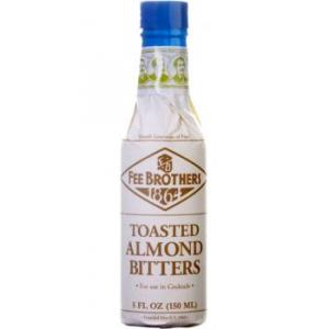 Fee Brothers Toasted Almond Walnut Bitters