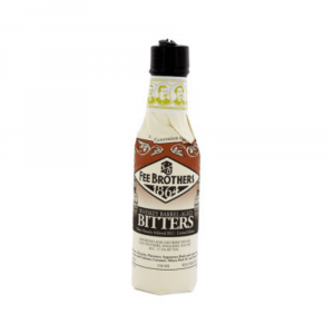 Fee Brothers Whisky Barrel Aged Bitters 50cl