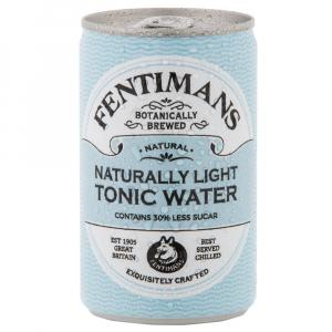 Fentimans Light Tonic 150ml Can