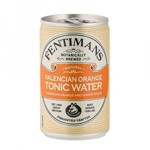 Fentimans Valencian Orange Tonic 150ml Can