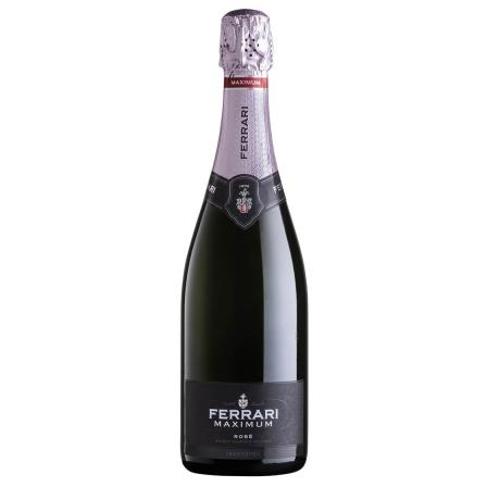 Ferrari Trento Maximum Rosé Brut