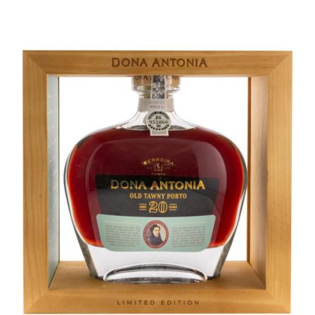 Ferreira Dona Antónia 20 Years Limited Edition Decanter