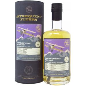 Fettercairn Infrequent Flyers Single Cask 11 Year old 2007