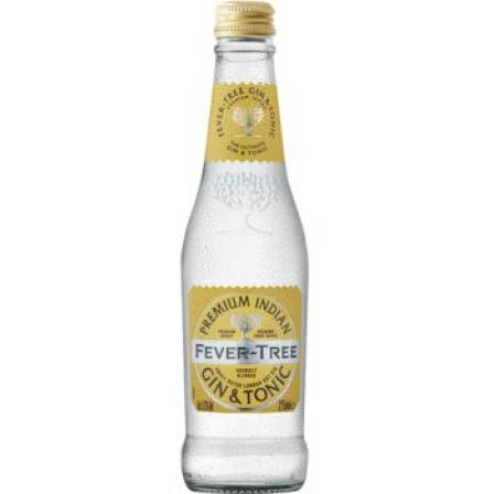 Fever Tree Indian Gin and Tonic 275ml