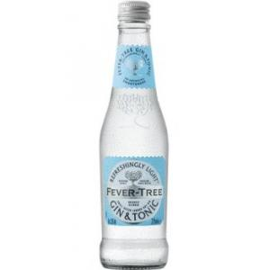 Fever Tree Refreshingly Light Gin and Tonic 275ml