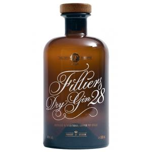 Filliers 28 Dry Gin + Glass Balón 50cl