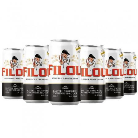 Filou 6x Can 250ml