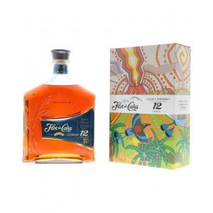 Flor de Caña 12 Year old In Case 1L