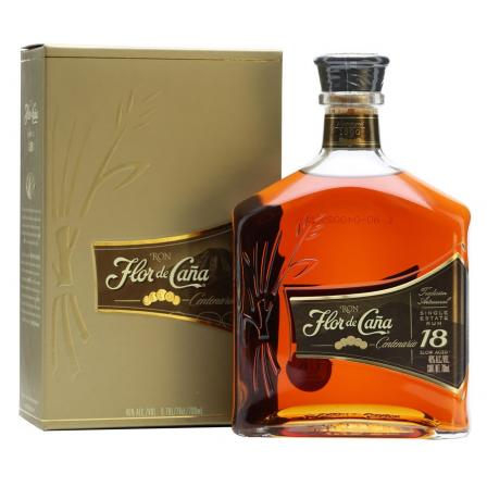 Flor de Caña Centenario Gold 18 Years 75cl