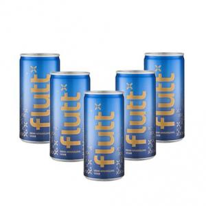 Flutt Frisante Branco 6 Units In Can 200ml