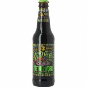 Flying Monkeys Netherworld Cascadian Dark Ale 355ml