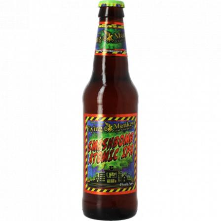 Flying Monkeys Smashbomb Atomic Ipa 355ml