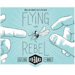 Flying Rebel Lager Cervezas Artesanas Freaks