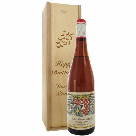 Forster Ziegler Riesling 1970