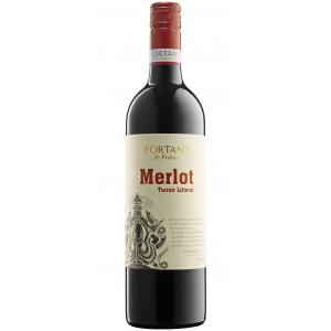 Fortant de France Merlot Pays d'Oc Terroir Littoral 2018