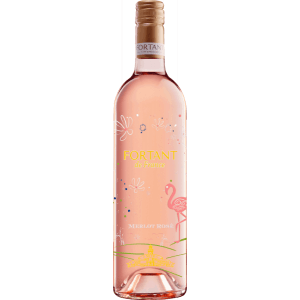 Fortant de France Merlot Rose Serigrafiert 2019