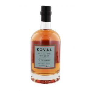 Four Grain Koval Single Barrel 50cl